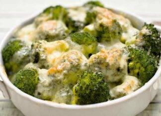 Broccoli e mozzarella in padella ricettasprint