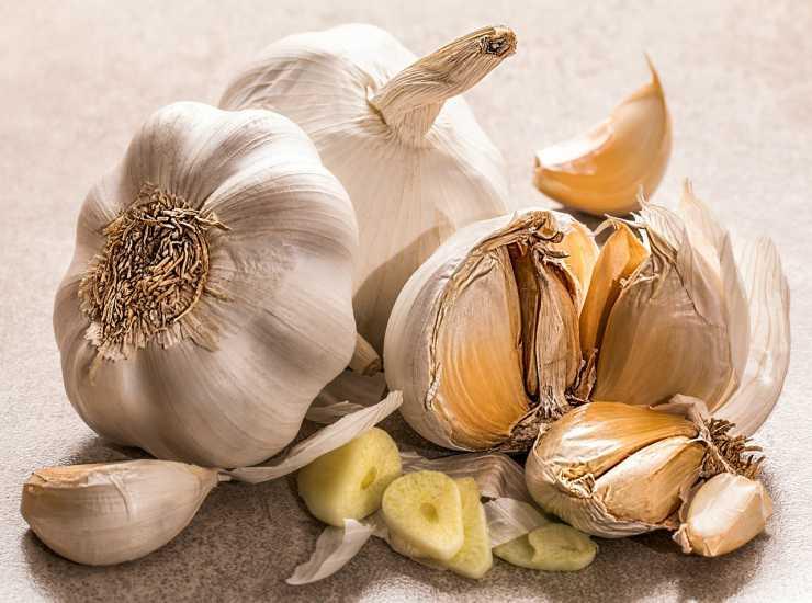 Carciofi e patate all'aglio FOTO ricettasprint