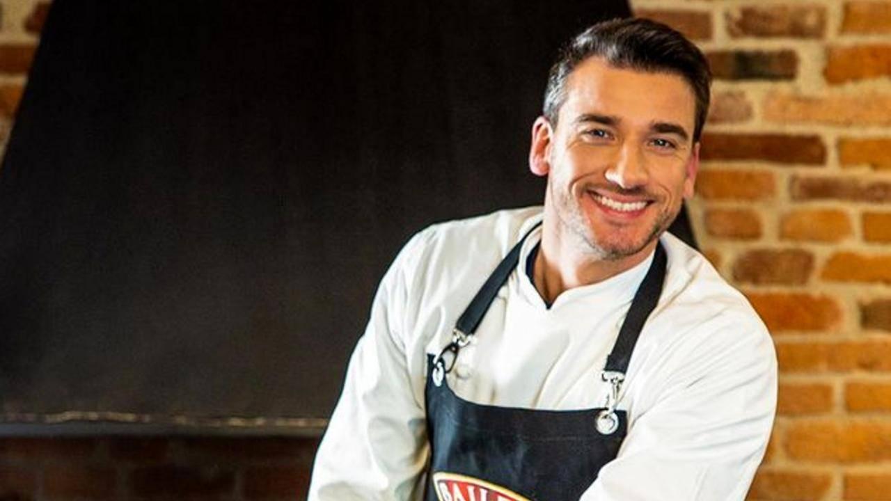 Damiano Carrara posa da attore - RicrttaSprint