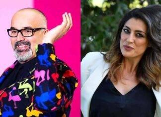 Elisa Isoardi contro improvviso Giovanni Ciacci - RicettaSprint