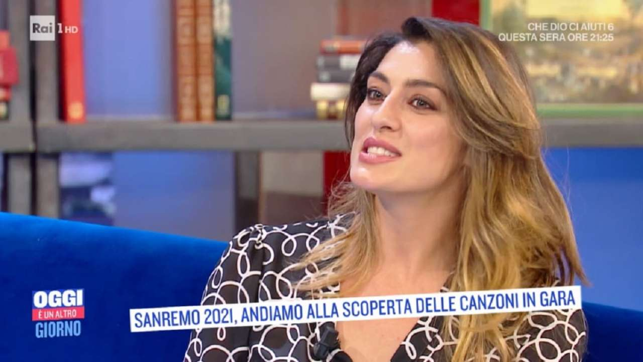 Elisa Isoardi innamorata - RicettaSprint