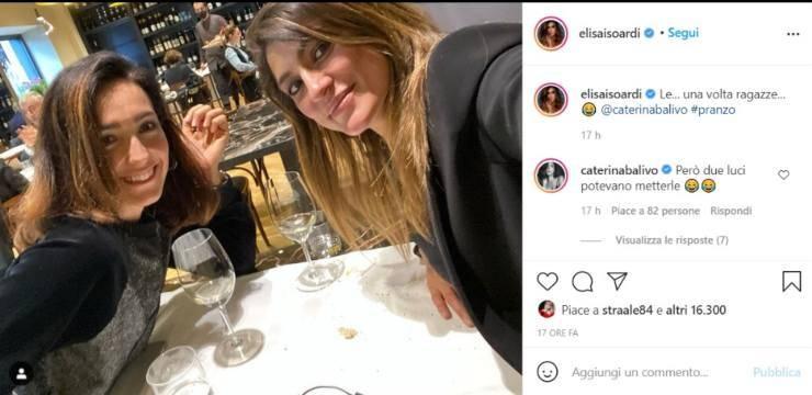 Elisa Isoardi resta in Rai - RicettaSprint