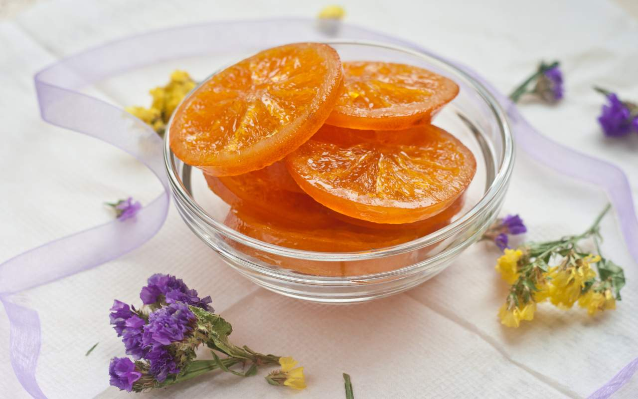 fette arancia caramello ricetta FOTO ricettasprint