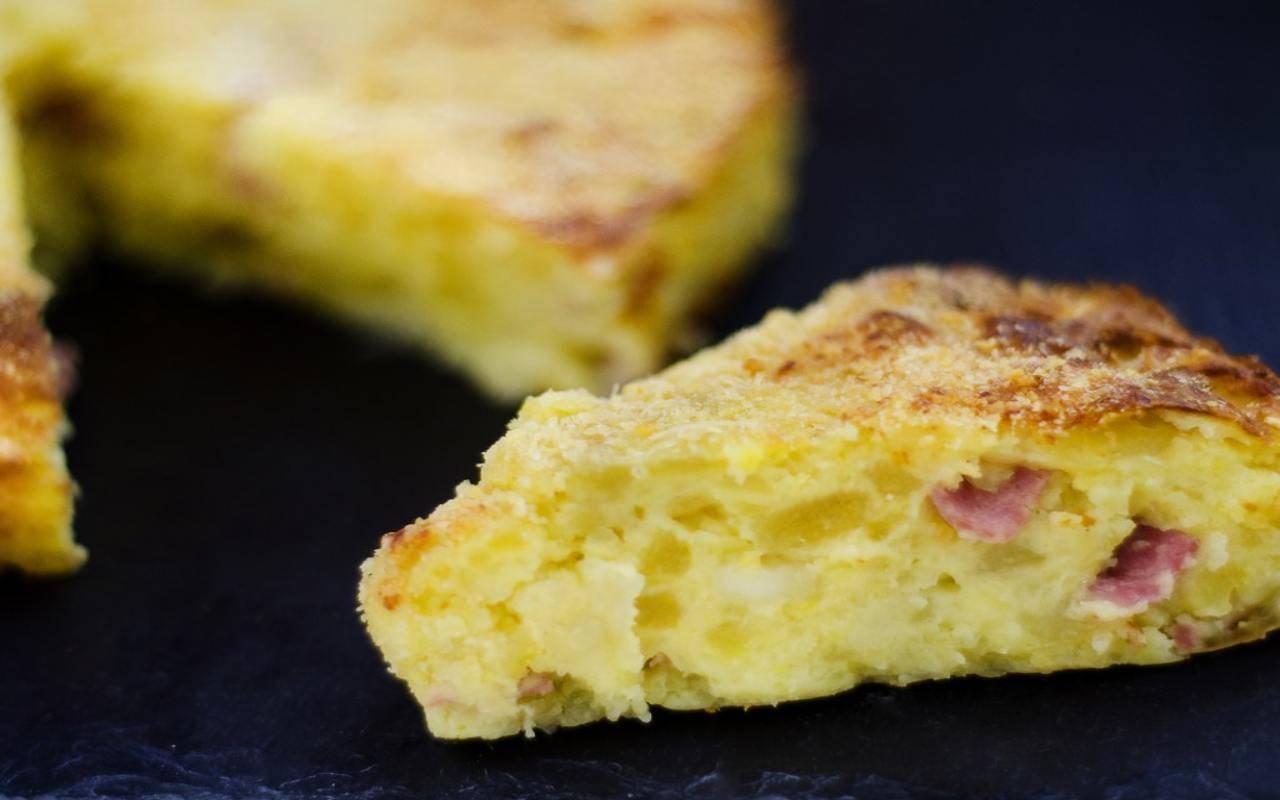 gateau patate ricetta FOTO ricettasprint