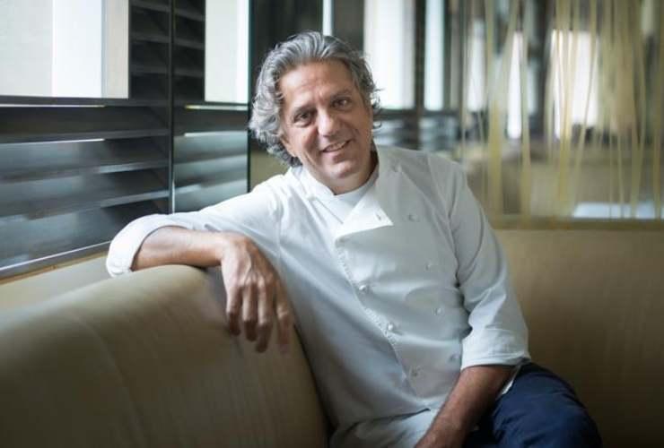 Giorgio Locatelli cucina in posa - RicettaSprint
