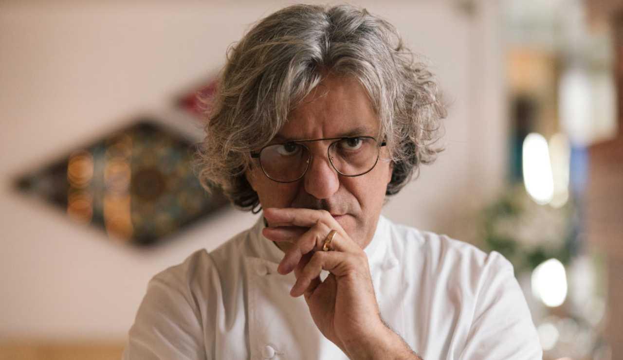 Giorgio Locatelli trono - RicettaSprint