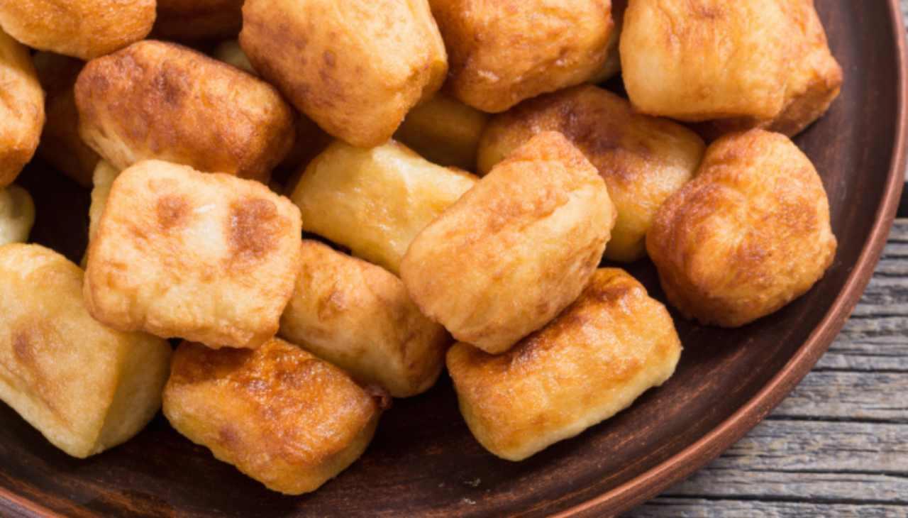 Gnocchi di patate fritti ricetta