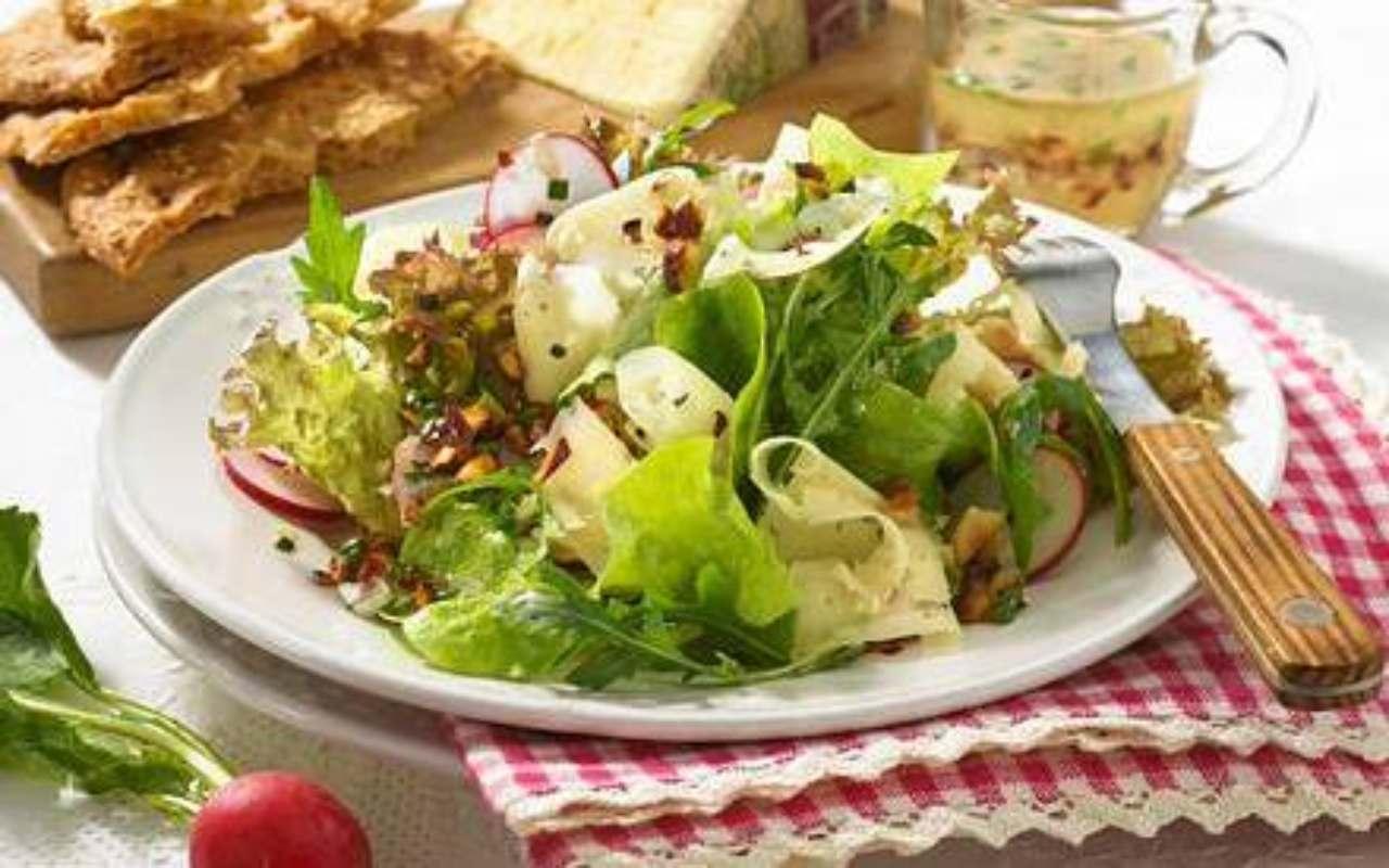 insalata tirolese ricetta FOTO ricettasprint