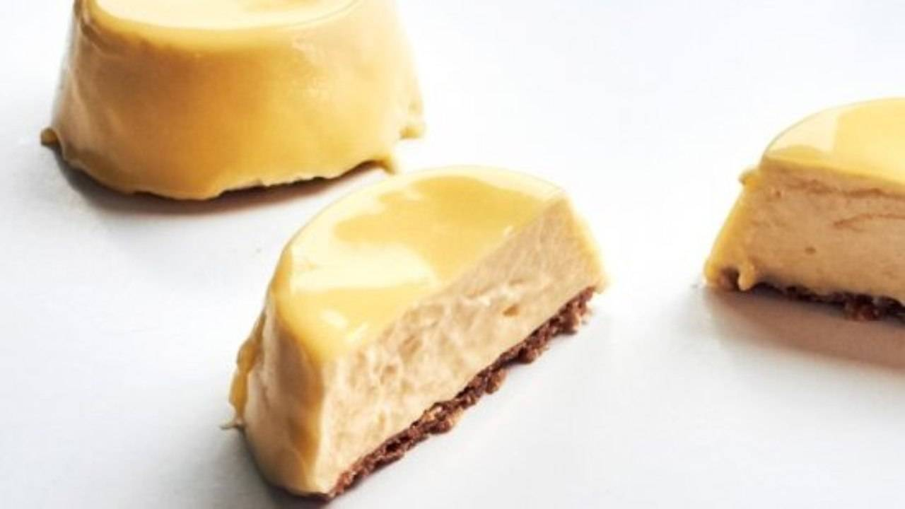 mousse limone croccante ricetta FOTO ricettasprint