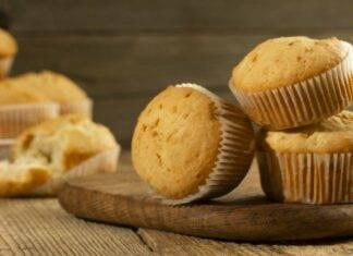 Muffin al latte
