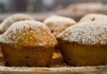 Muffin ananas e cocco ricetta