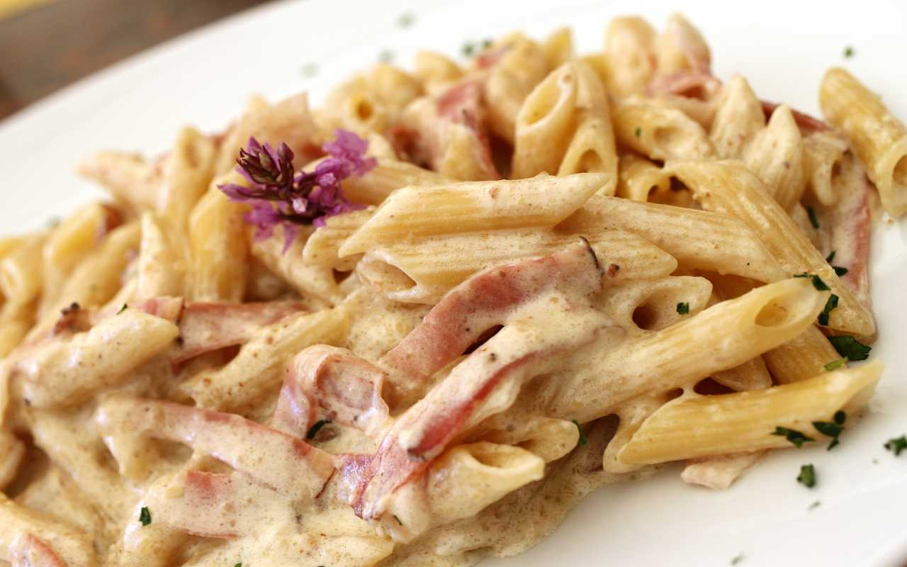 pasta patate speck ricetta FOTO ricettasprint