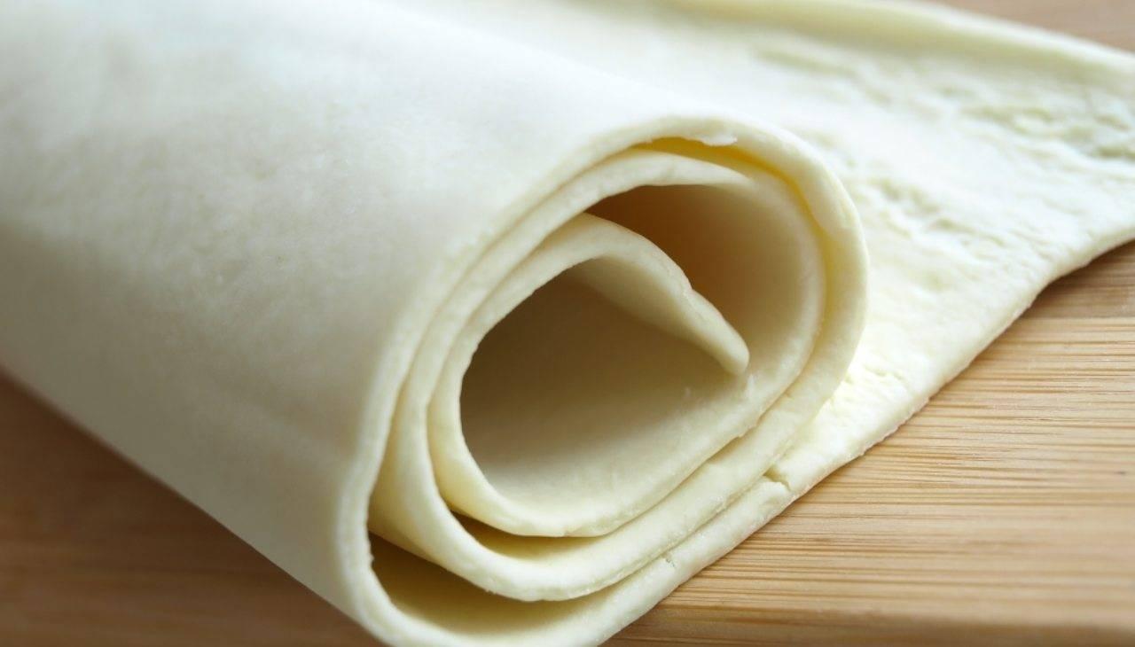Pasta sfoglia veloce ricetta