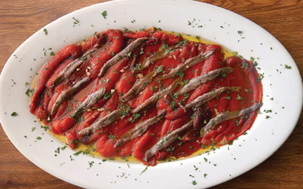 peperoni salsa accighe ricetta FOTO ricettasprint