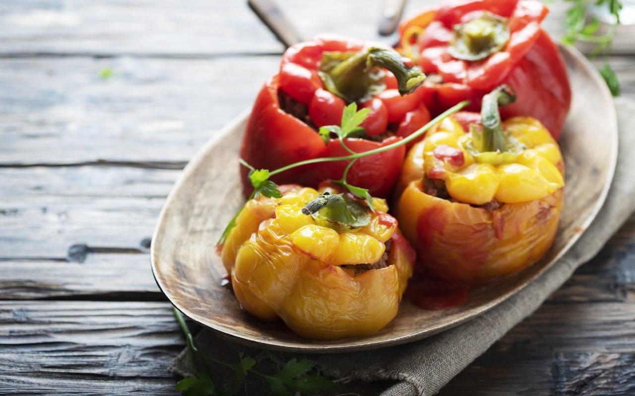 peperoni olive mozzarella ricetta FOTO ricettasprint
