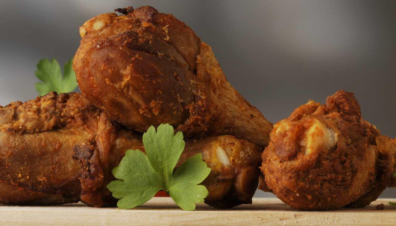 Pollo al parmigiano ricetta