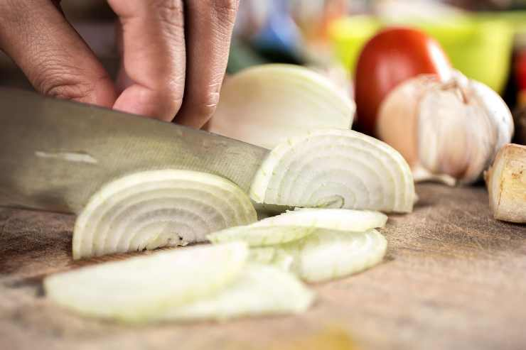 Polpette cipolle e vino bianco FOTO ricettasprint