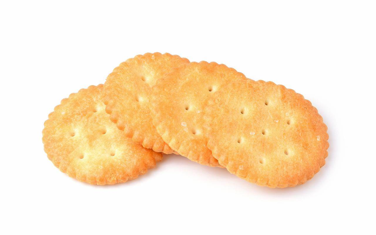 ritz cracker ricetta FOTO ricettasprint