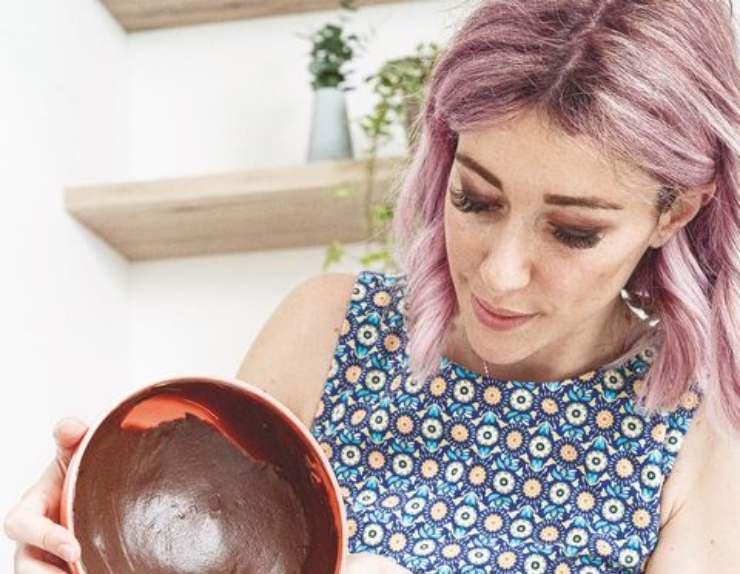 Sara Brancaccio polvere di frutta - RicettaSprint