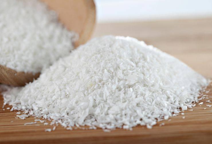 Torta alla menta con crema al cocco FOTO ricettasprint