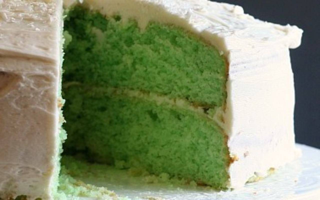 torta menta crema cocco ricetta FOTO ricettasprint