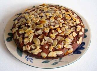 torta grano saraceno ricetta FOTO ricettasprint