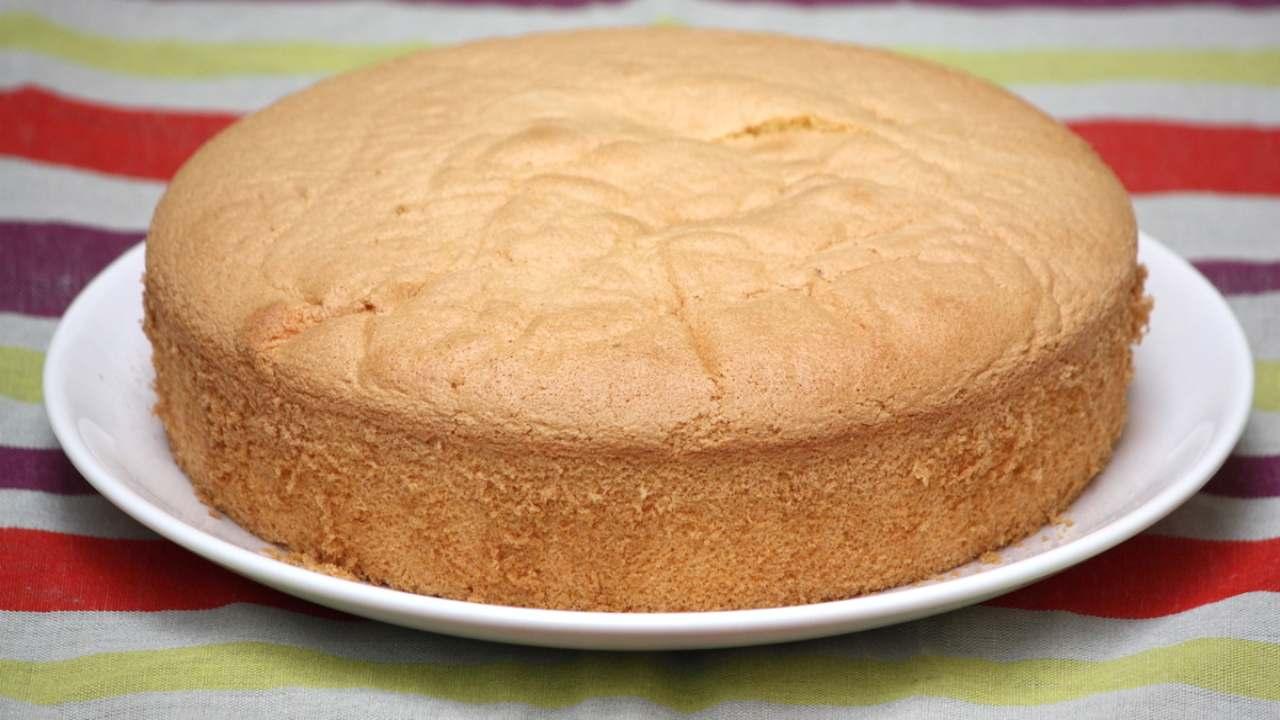 torta savoiardo ricetta FOTO ricettasprint
