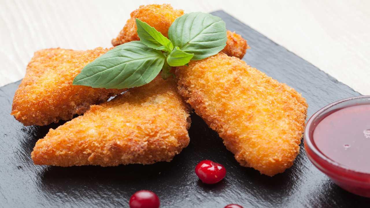 Wurstel fritti