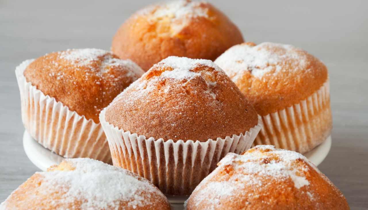 Muffin sofficissimi ricetta