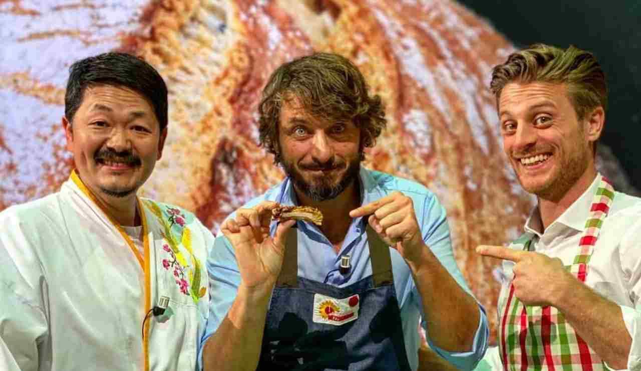 famoso chef mostra foto cambiamento clamoroso ricettasprint