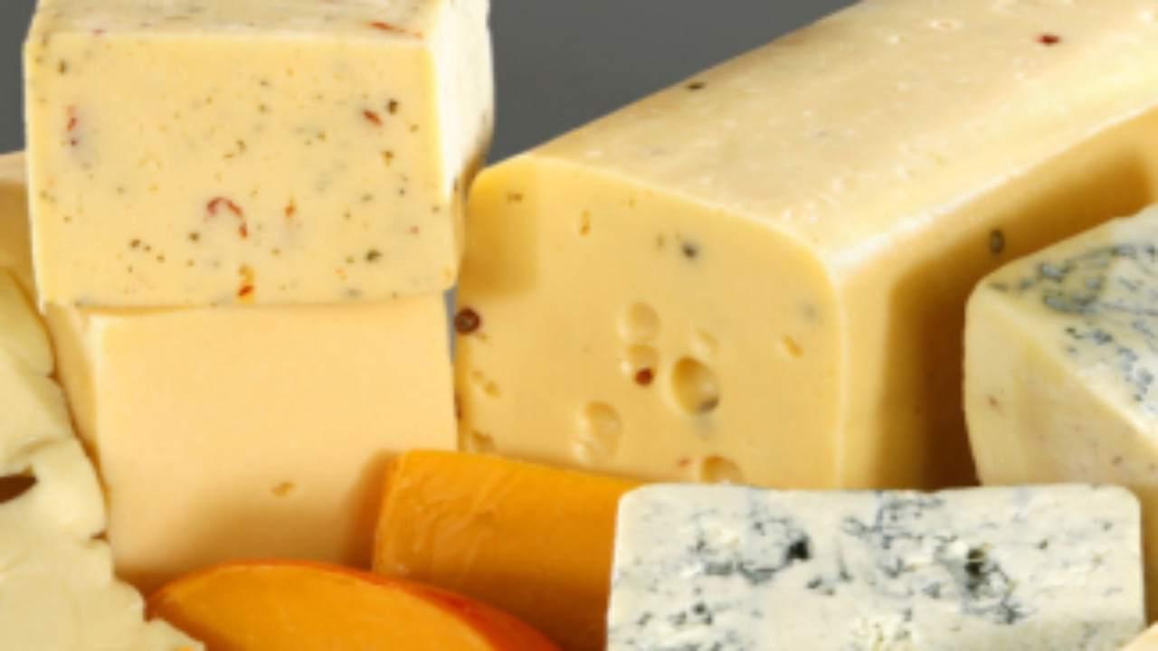 formaggi magri quali sono