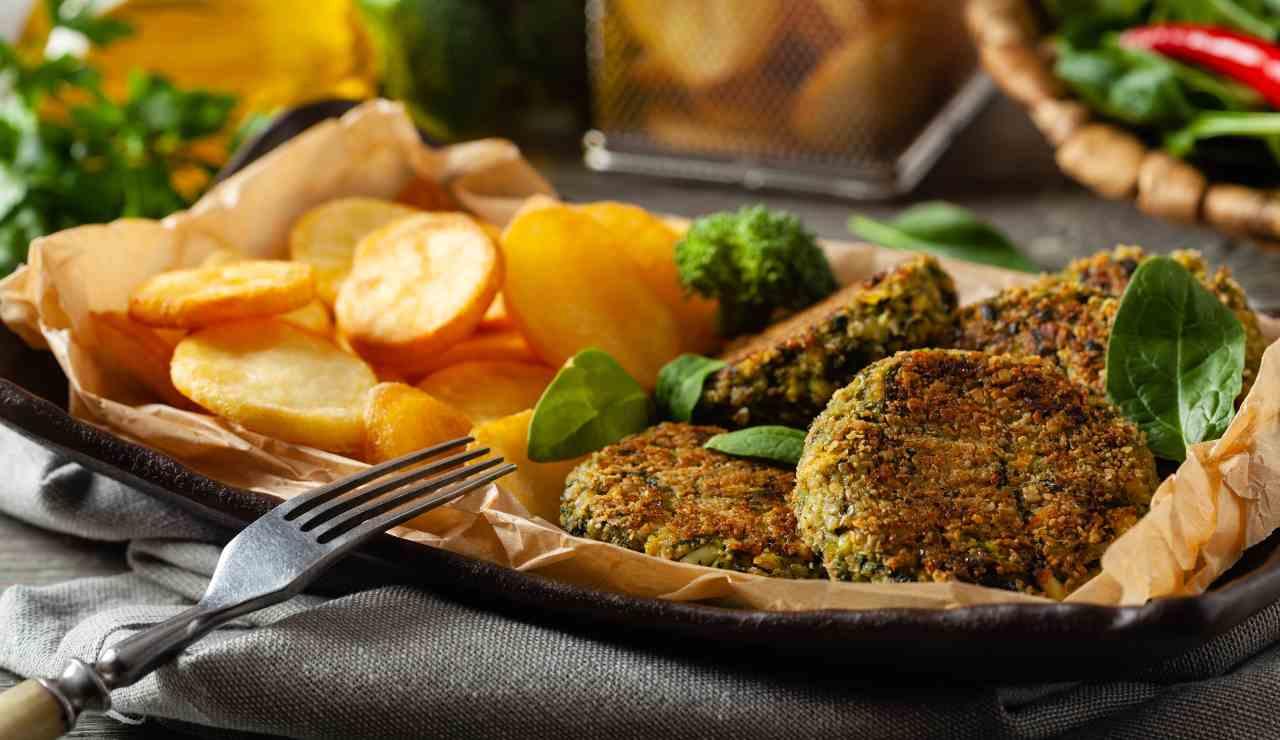 polpette di spinaci e patate ricettasprint