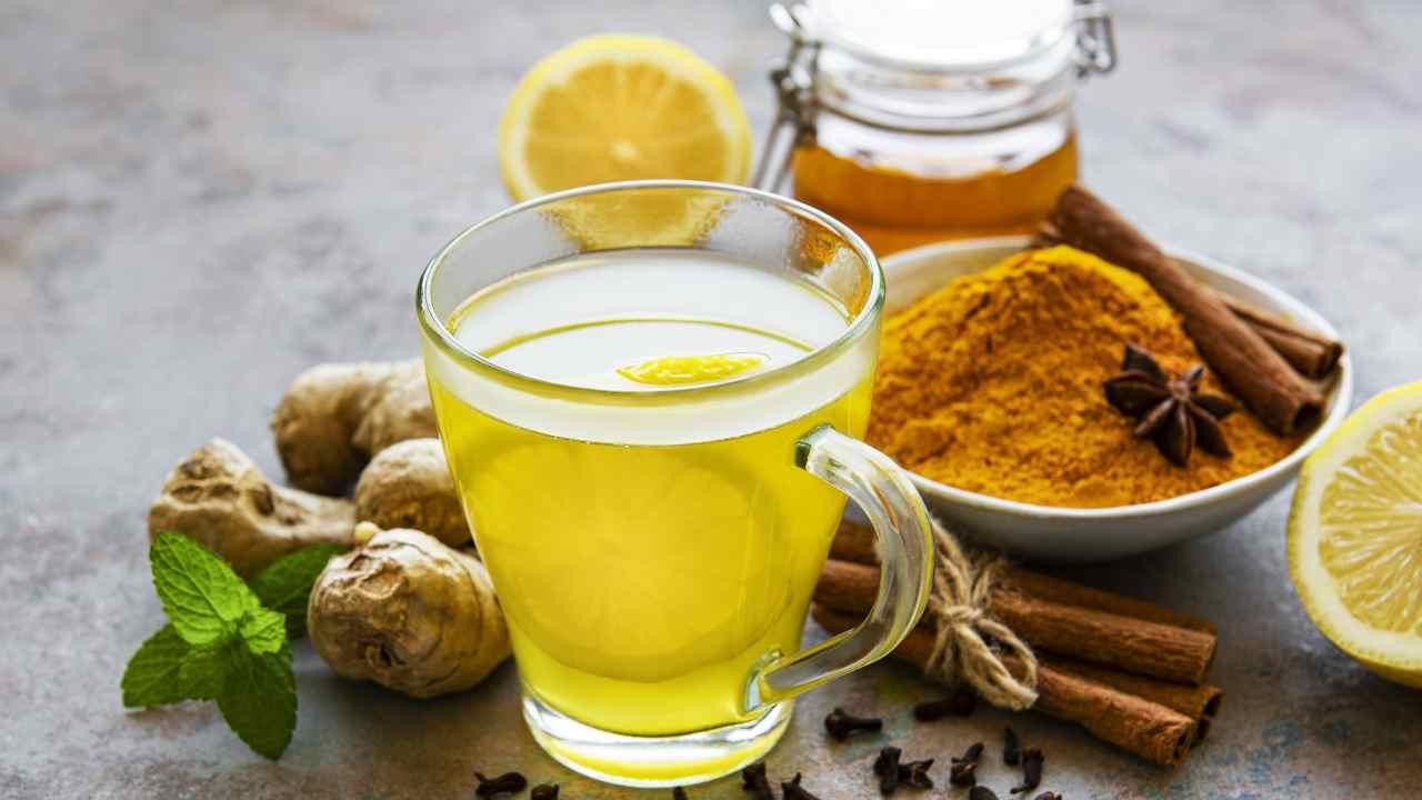Tisana per aiutare metabolismo