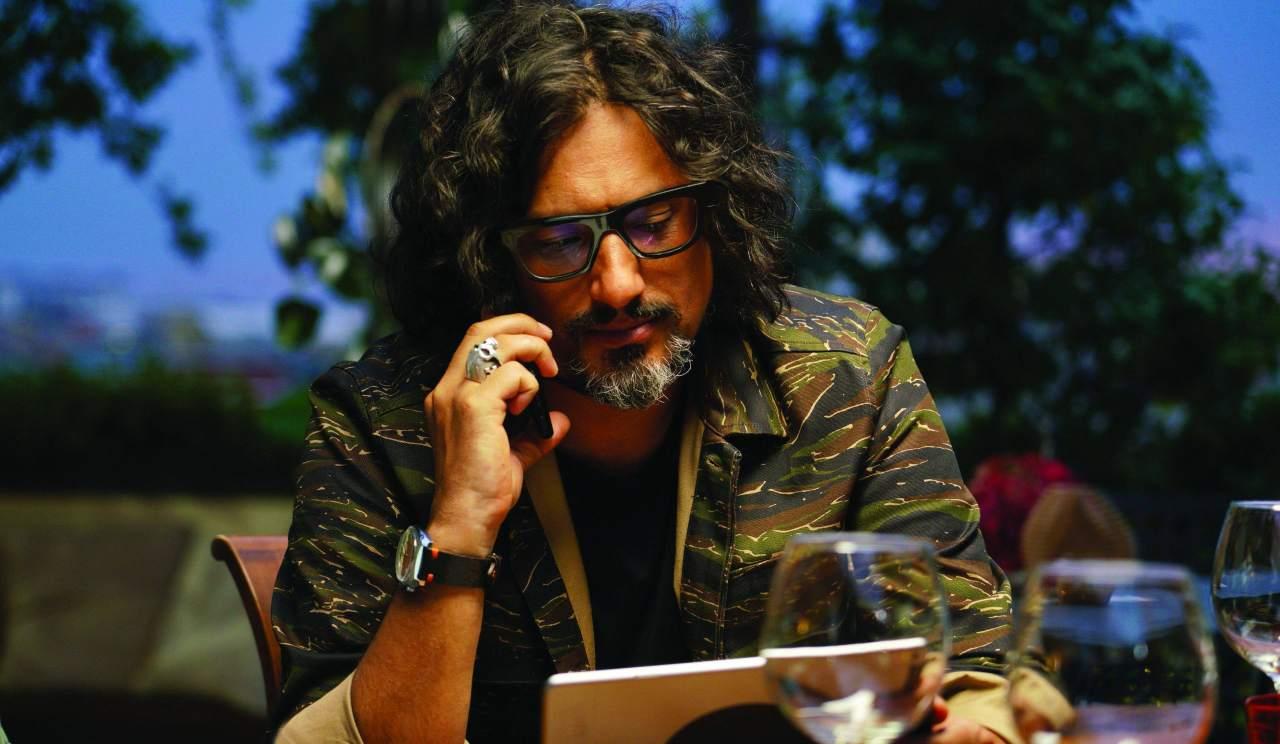Alessandro Borghese scatto inedito - RicettaSprint