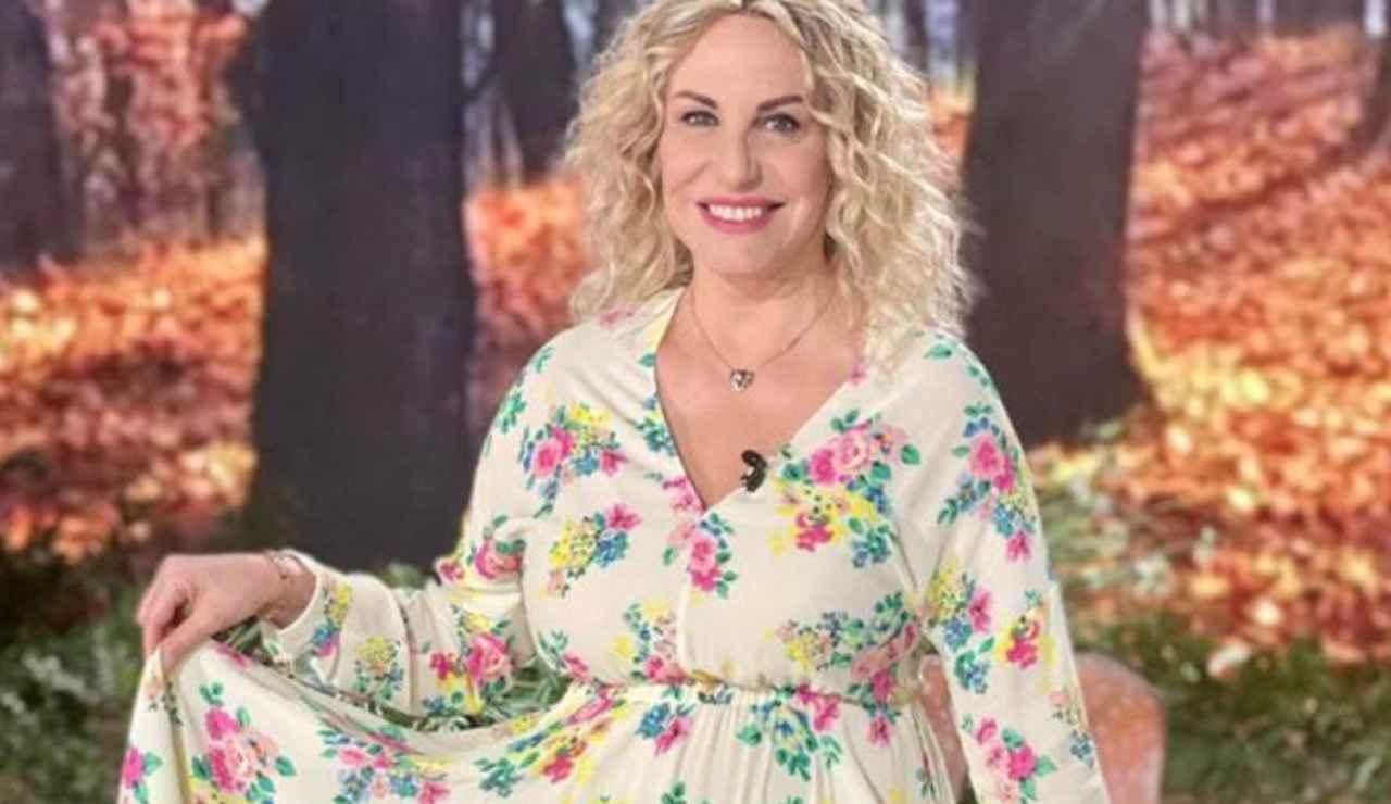 Antonella Clerici scatti da pelle d'oca ricettasprint