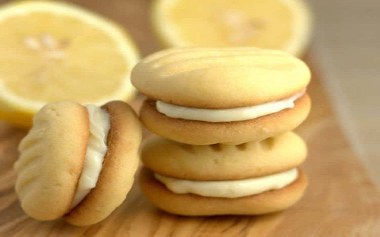 baci di dama limone ricetta FOTO ricettasprint