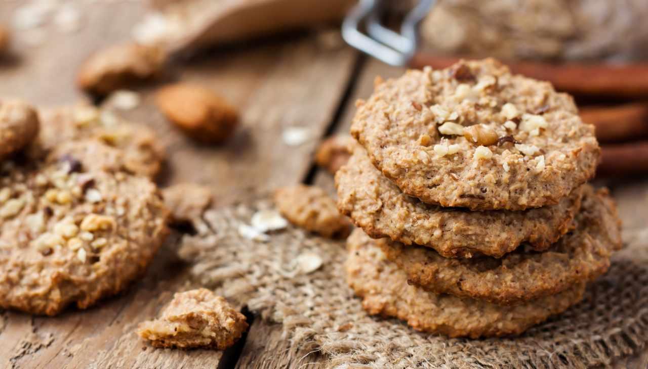 Biscotti tipo Grancereale fatti in casa ricetta
