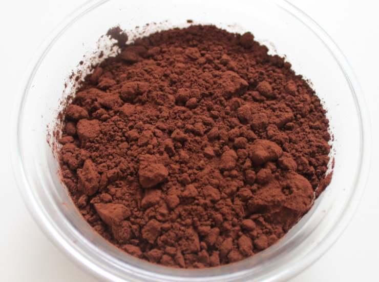Biscotti cacao e albumi senza glutine FOTO ricettasprint