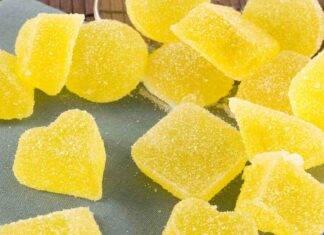 caramelle limone ricetta FOTO ricettasprint