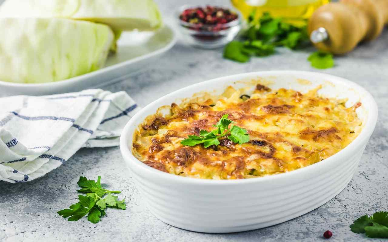 cavolfiore parmigiano ricetta FOTO ricettasprint