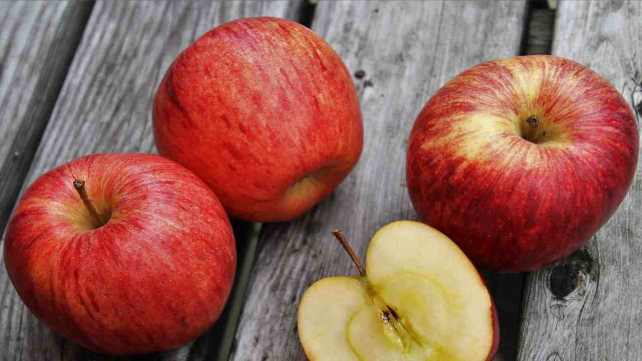 Come conservare le mele