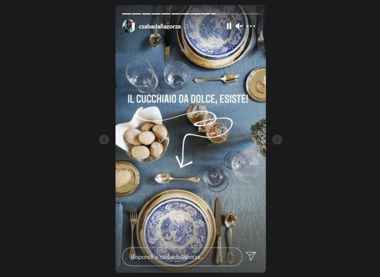 Csaba Dalla Zorza scaccomatto al dolce - RicettaSprint