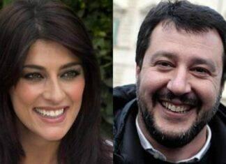 Elisa Isoardi sente Salvini - RicettaSprint