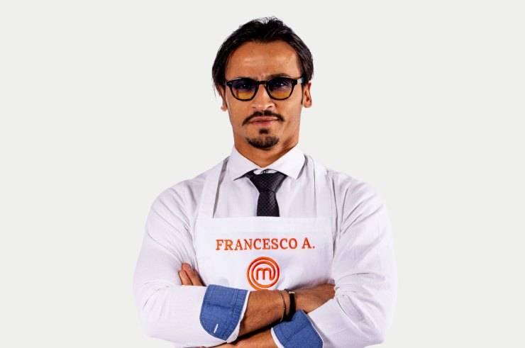 Francesco Aqulia MasterChef 10 - RicettaSprint