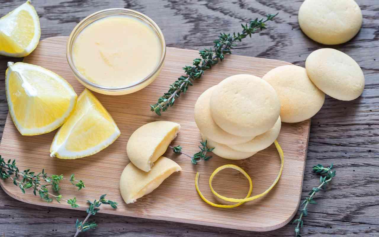 grisbi limone ricetta FOTO ricettasprint