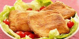 Mozzarella in carrozza con mortadella
