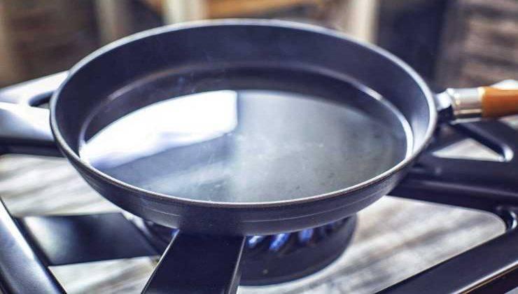 Pane pita in padella FOTO ricettasprint