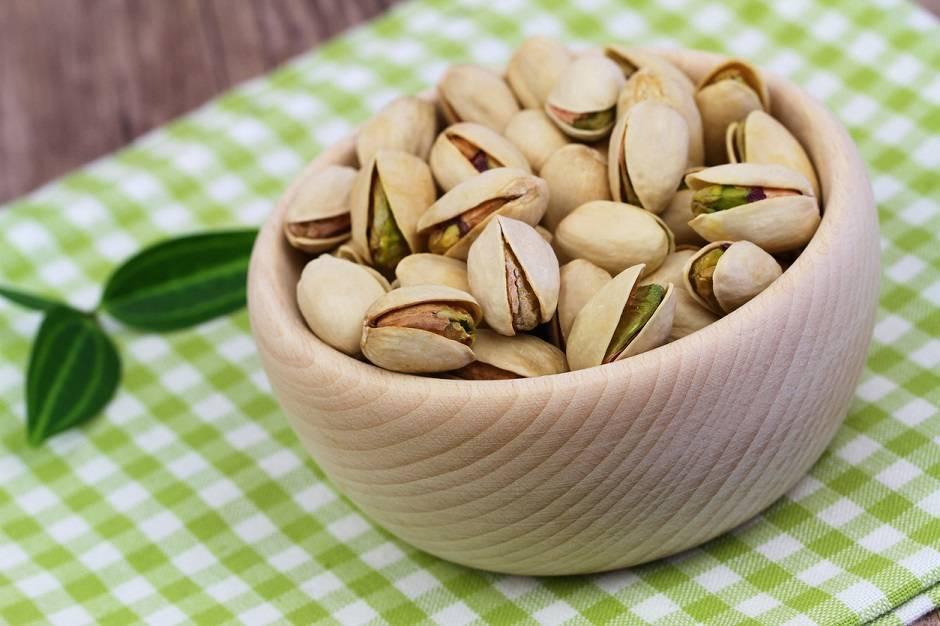 Rigatoni con pistacchi