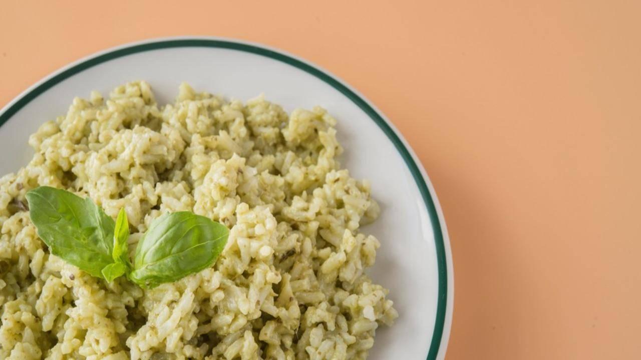 riso patate pesto ricetta FOTO ricettasprint