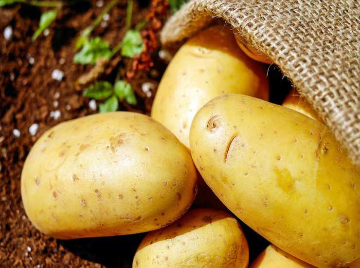 Risotto pesto e patate FOTO ricettasprint